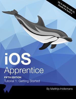 The iOS Apprentice: 5th Edition